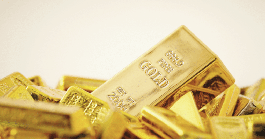 Commodity money gold