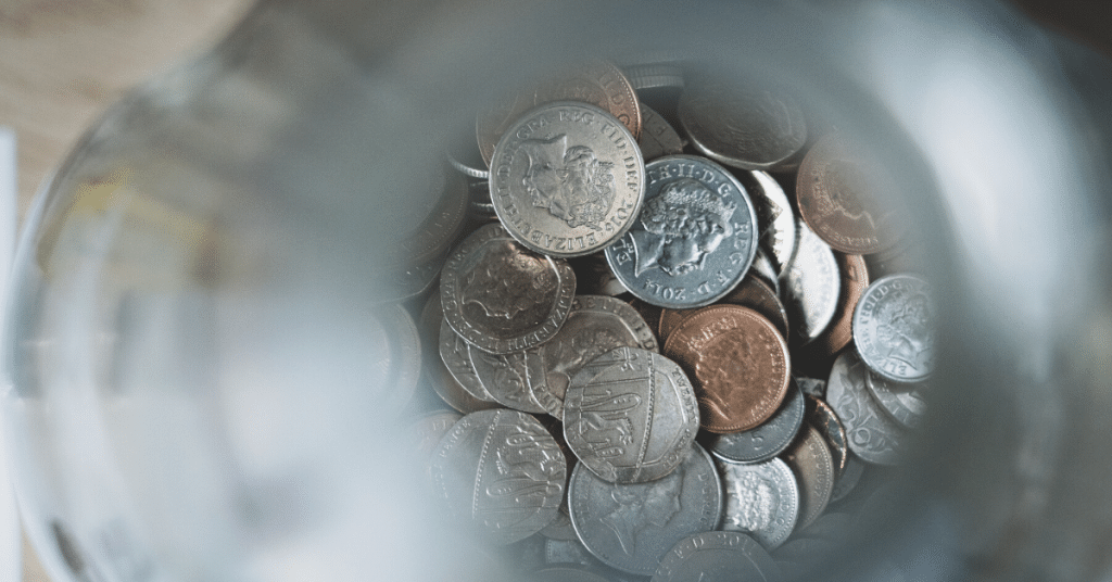 Costs of tidying up